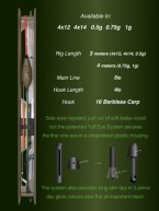 Drennan Tuff Eye 2 Ready Rig