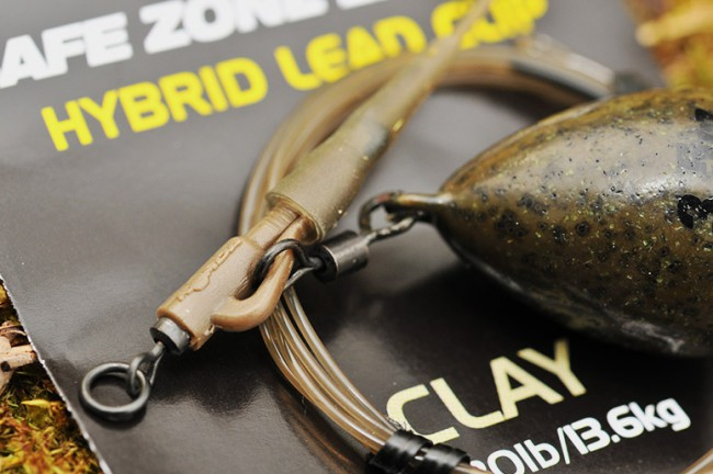 SILT WEED GRAVEL CLEAR CLAY KORDA SAFEZONE LEADER HYBRID CLIP