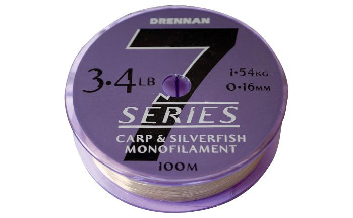 Drennan Series 7 Carp and Silverfish Mono 100m