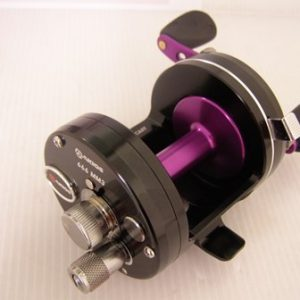 Akios Tourno 666 MM3 Multiplier Reel