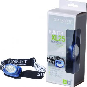 Silverpoint Hunter XL25 Headlamp