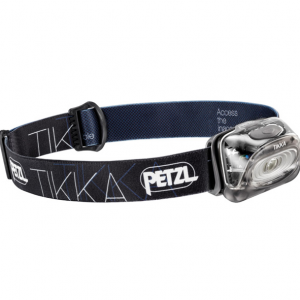 Petzl Tikka Black Head Torch