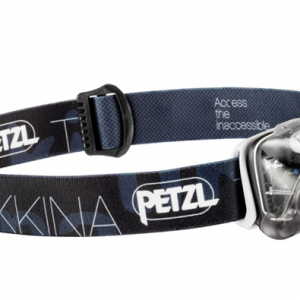 Petzl Tikkina Black Head Torch