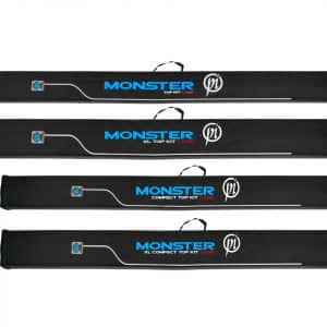 Preston Monster Top Kit Cases