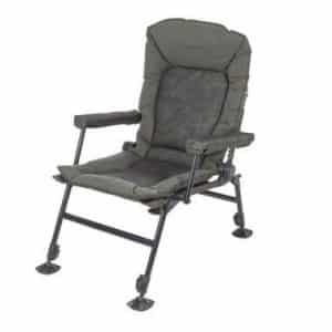 Nash Indulgence Hi Back Camo Chair