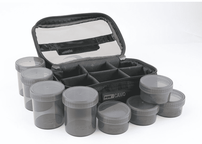 Fox Camolite™ Glug 8 Pot Case