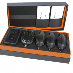 Fox RX+® 4 Rod Presentation Set