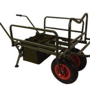 Solar Tackle SP All Terrain Barrow – Twin Puncture Proof Wheel