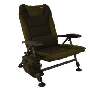 Solar Tackle SP C-Tech Recliner Chair – High