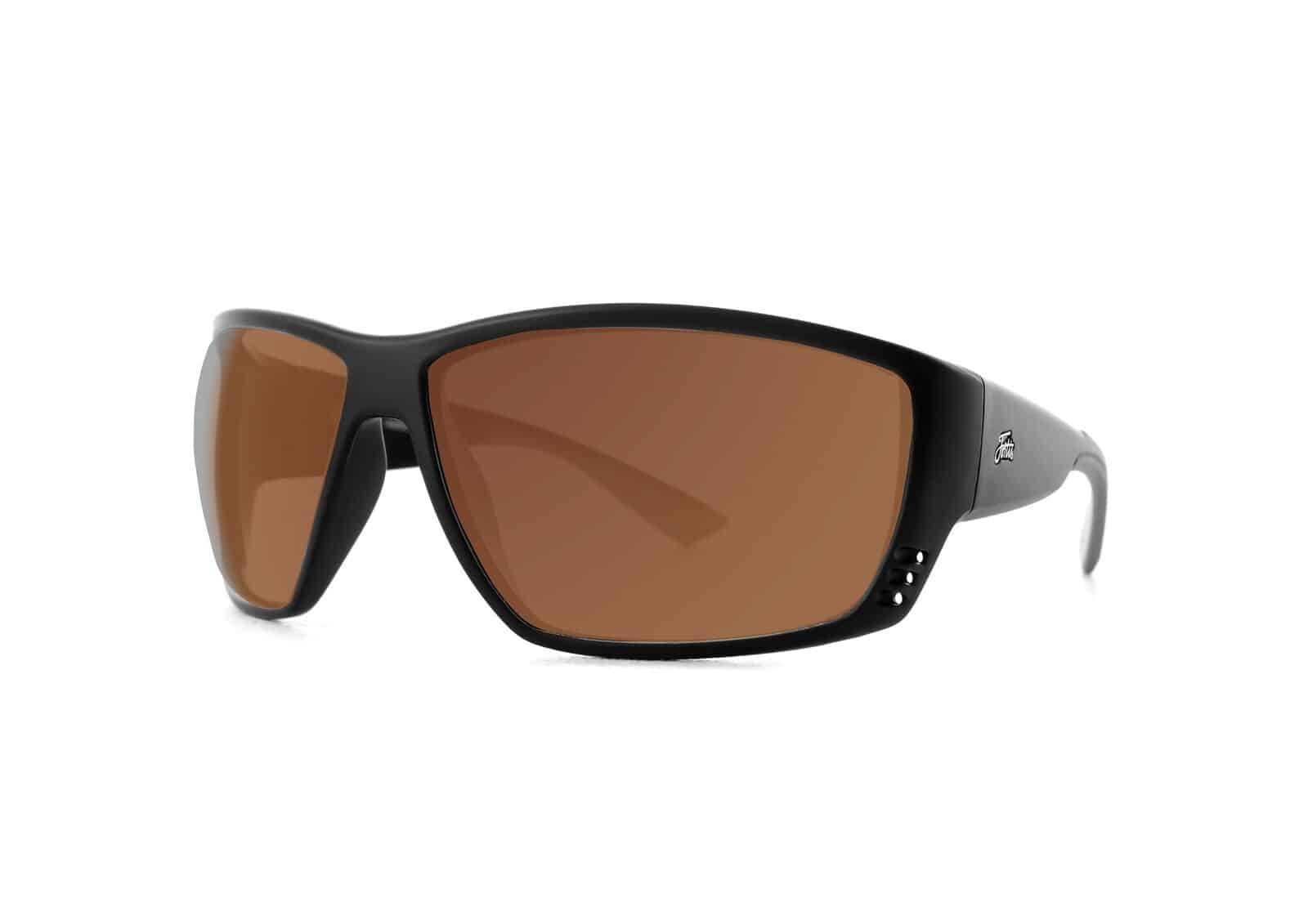 Fortis Vistas Brown Sunglasses