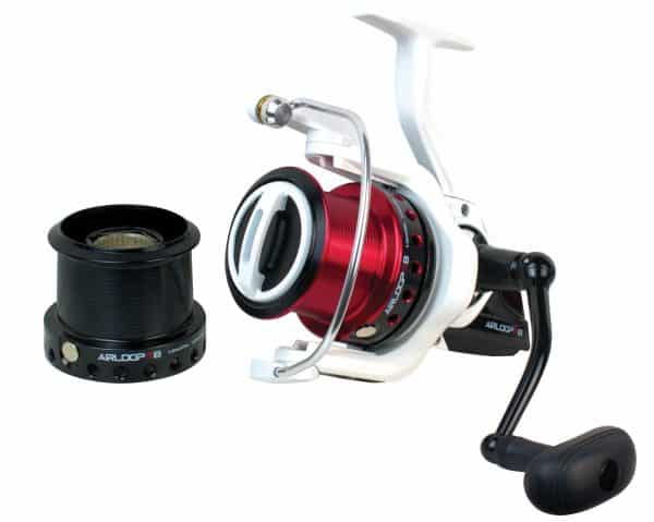 Akios Airloop R8 Fixed Spool Reel