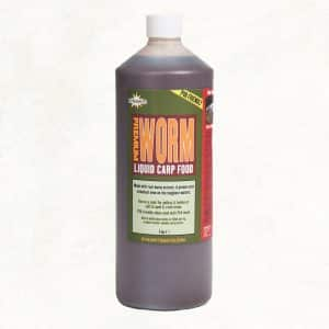 Dynamite Baits Worm Liquid Carp Food
