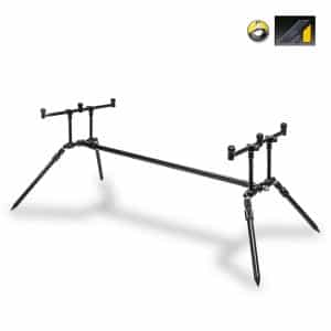 Solar Tackle A1 Rod Pod With 3 Rod Buzz Bars