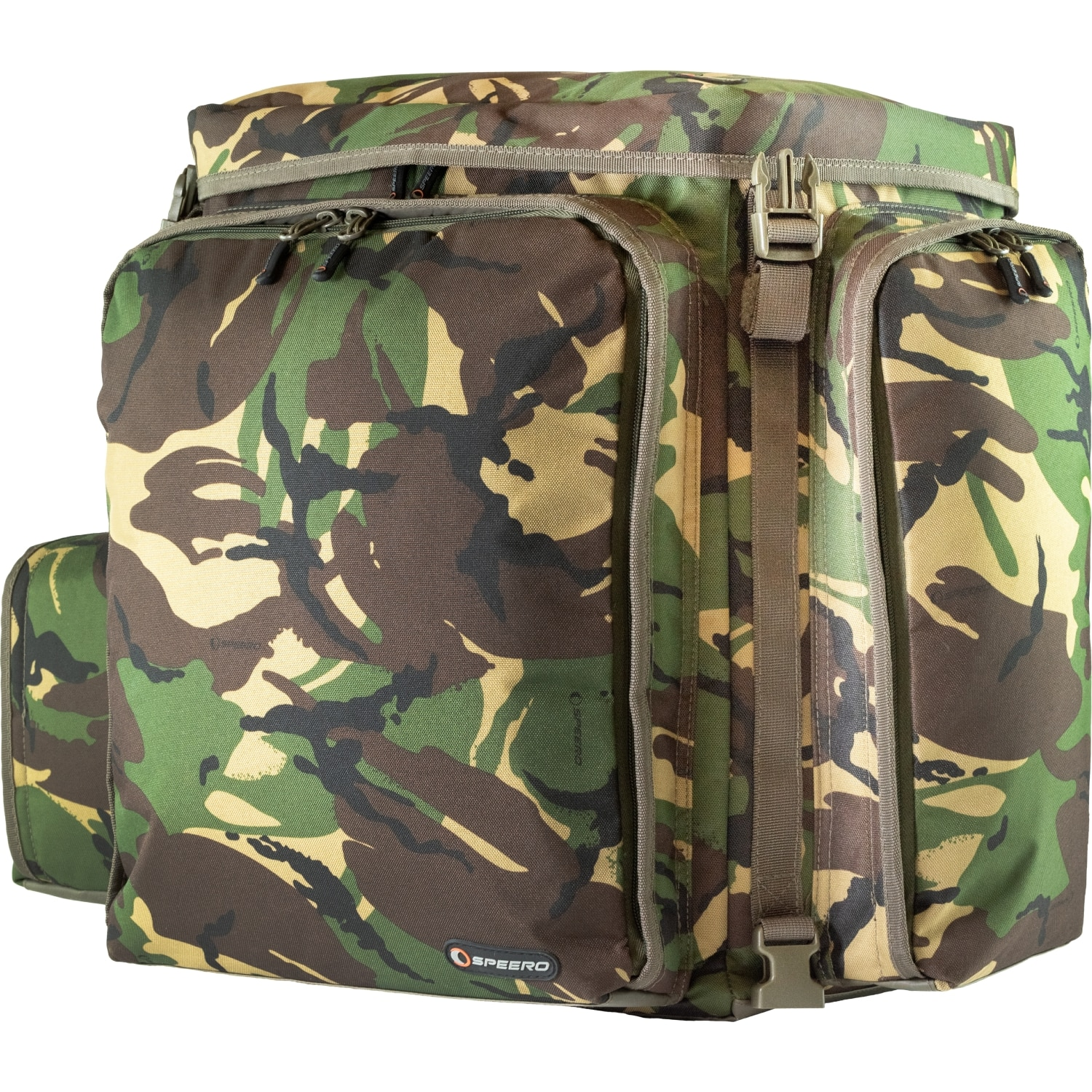 Speero Tackle Rucksack DPM