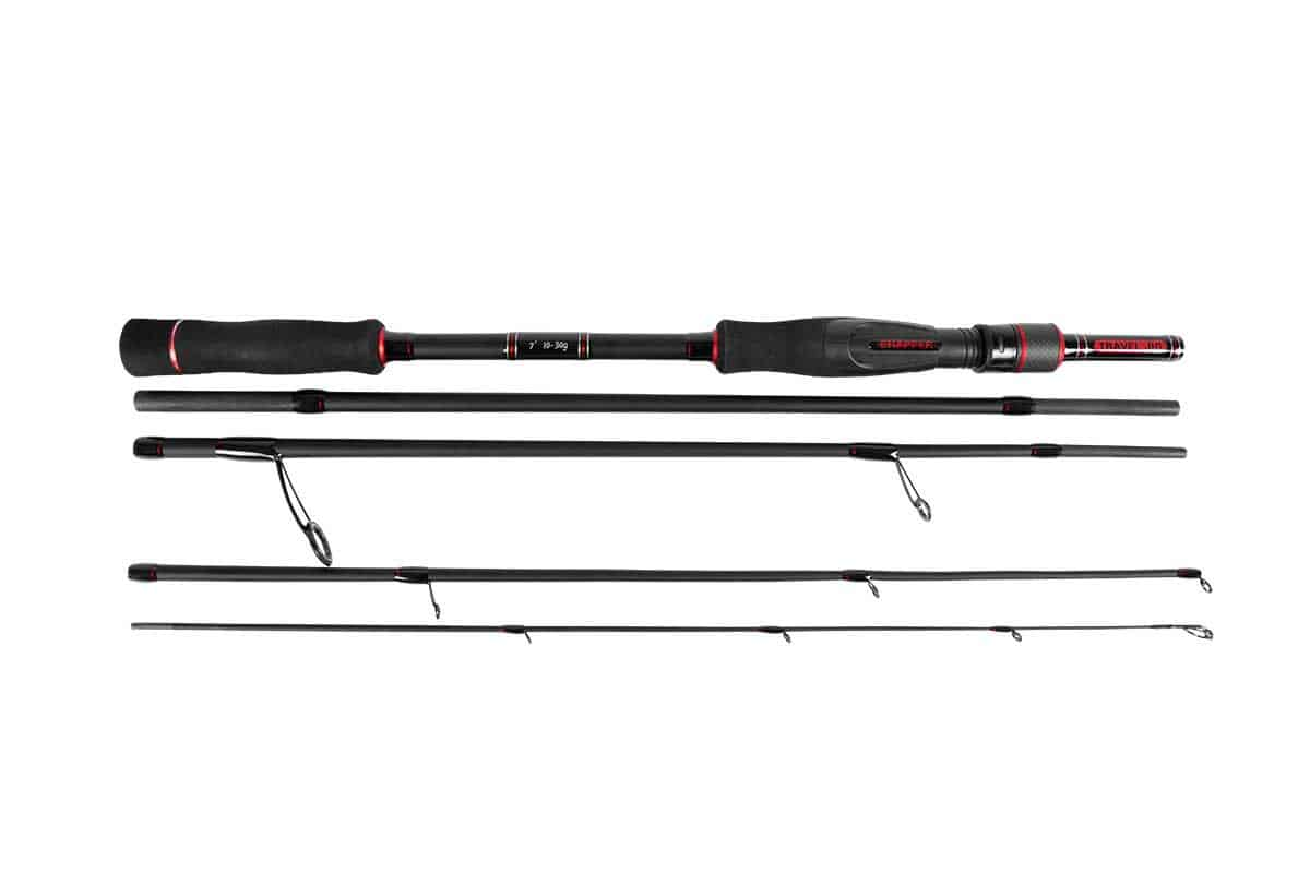 Korum Snapper Cult 10-30G 7' Travel Rod